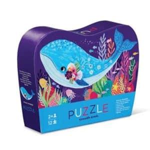36 stukken puzzel oceaan