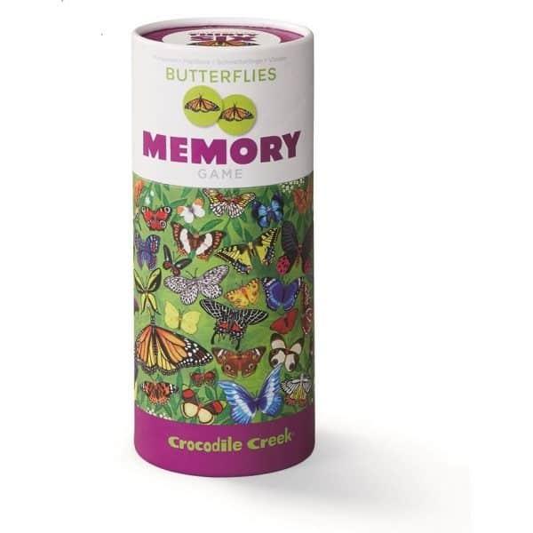 Memory puzzels vlinders