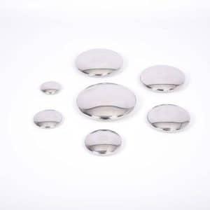 Zintuiglijk reflecterende discs Zilver