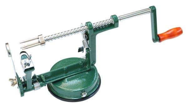 appelschilmachine metaal groen 27 cm 2