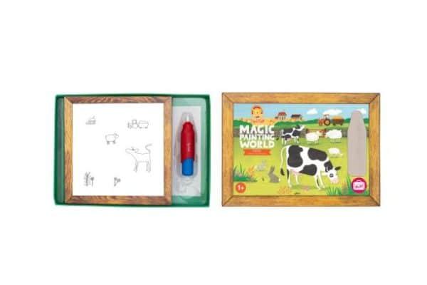 Magic painting - boerderij