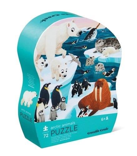 crocodile-creek-72-pc-puzzle-arctic-animals