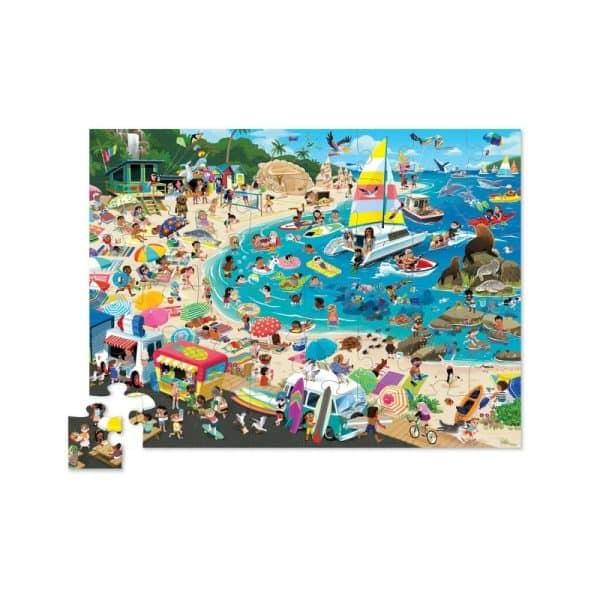 crocodile-creek-puzzle-day-at-the-beach-48-pc-4-ye