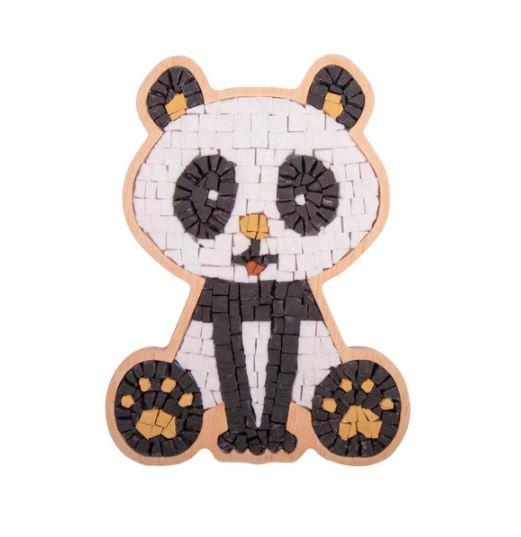 mozaiek panda Special ca 17 cm
