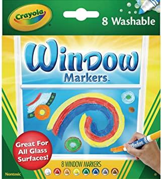 Afwasbare raam stiften 2