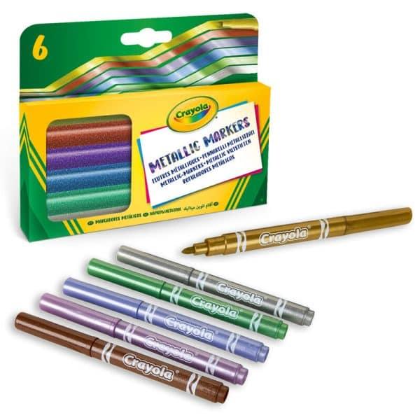 Metallic Markers 2