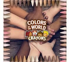 huidskleur crayons 2