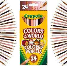 huidskleur potloden 2