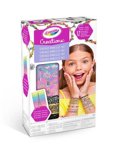creations-rainbow-bracelet-set-crayola-kingtoys