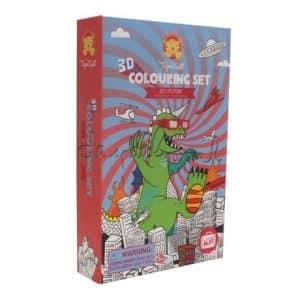 3d colouring set 1