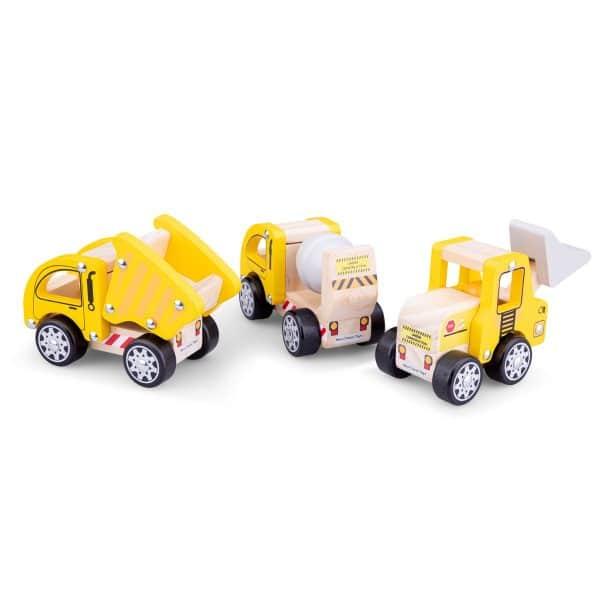 Houten Speelgoedvoertuigen 2